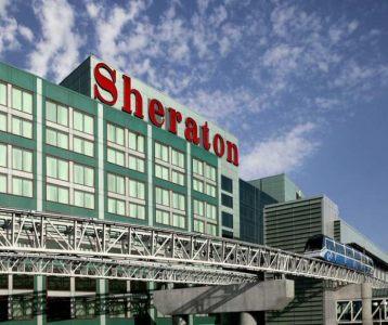 Sheraton Gateway Toronto Intl Airport